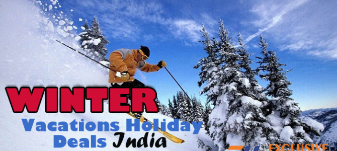 Winter vacations holiday deals India