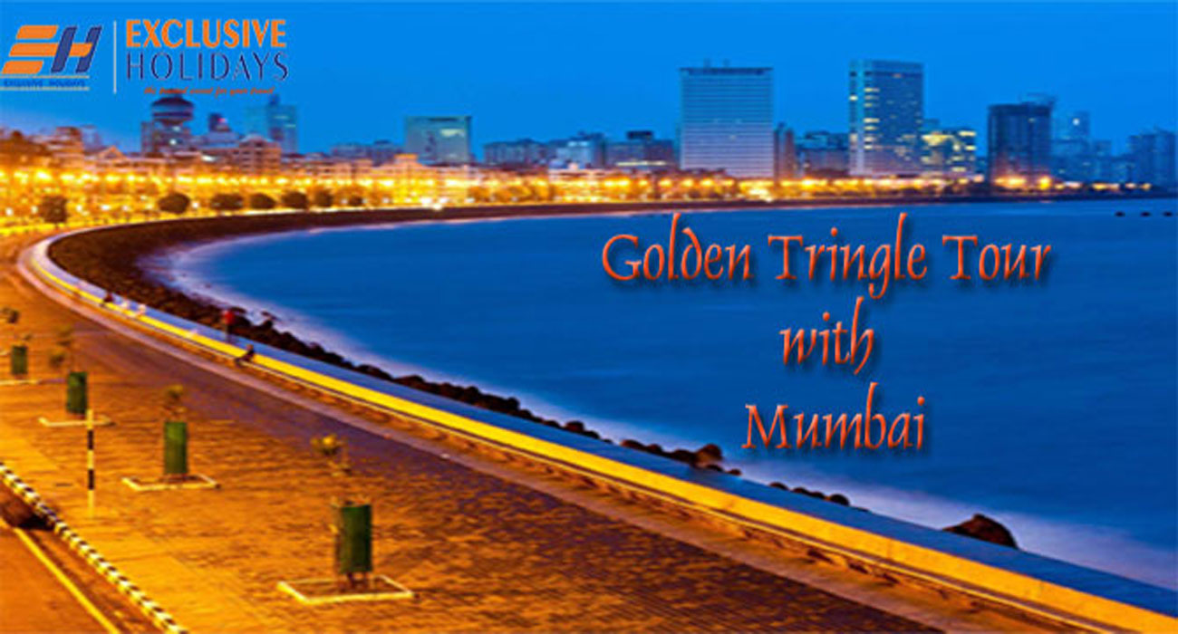 Golden Triangle Tour  Mumbai