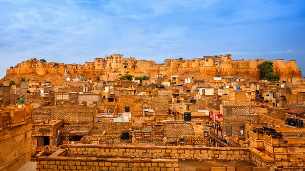 Golden city Jaisalmer Tour Packages Xclusive Holiday