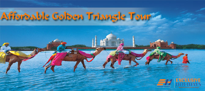 Affordable Golden Triangle Tour