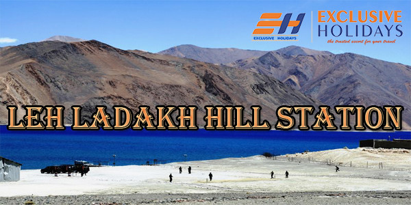 Leh/ladakh hill station